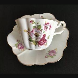 Royal Stuart Spencer Stevenson Teacup & Saucer